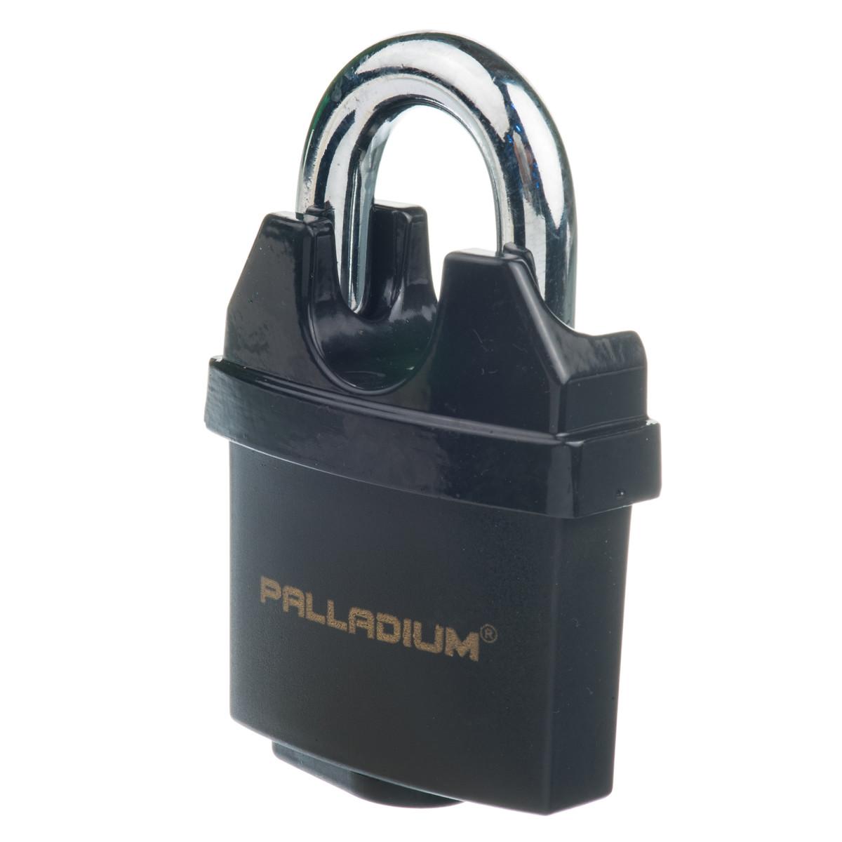 Замок навесной Palladium 902F-60 чугун/сталь