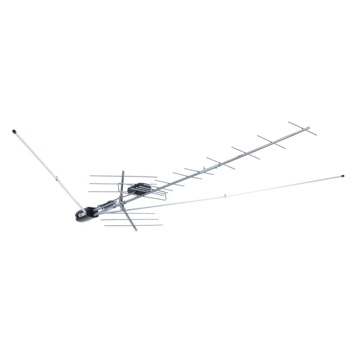 Антенна ТВ с усилителем VIixter Кантри АО-910
