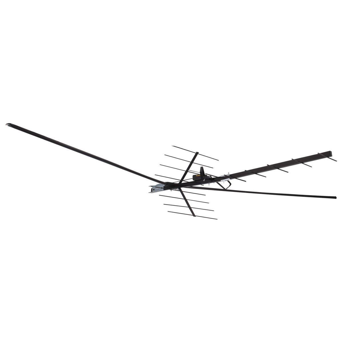Антенна ТВ без усилителя Gal AN-830 Супер Дачник