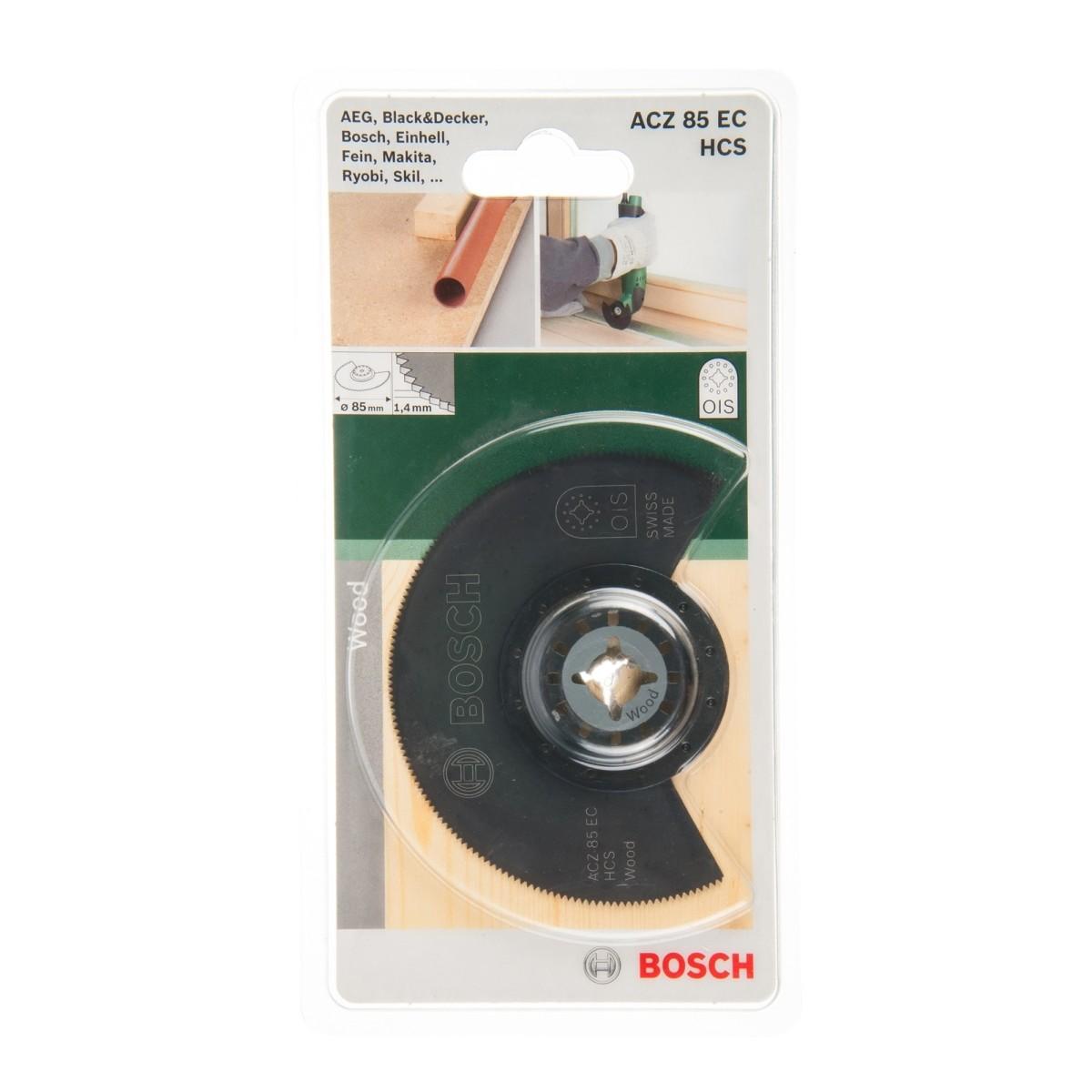 Диск пильный сегментированный Bosch