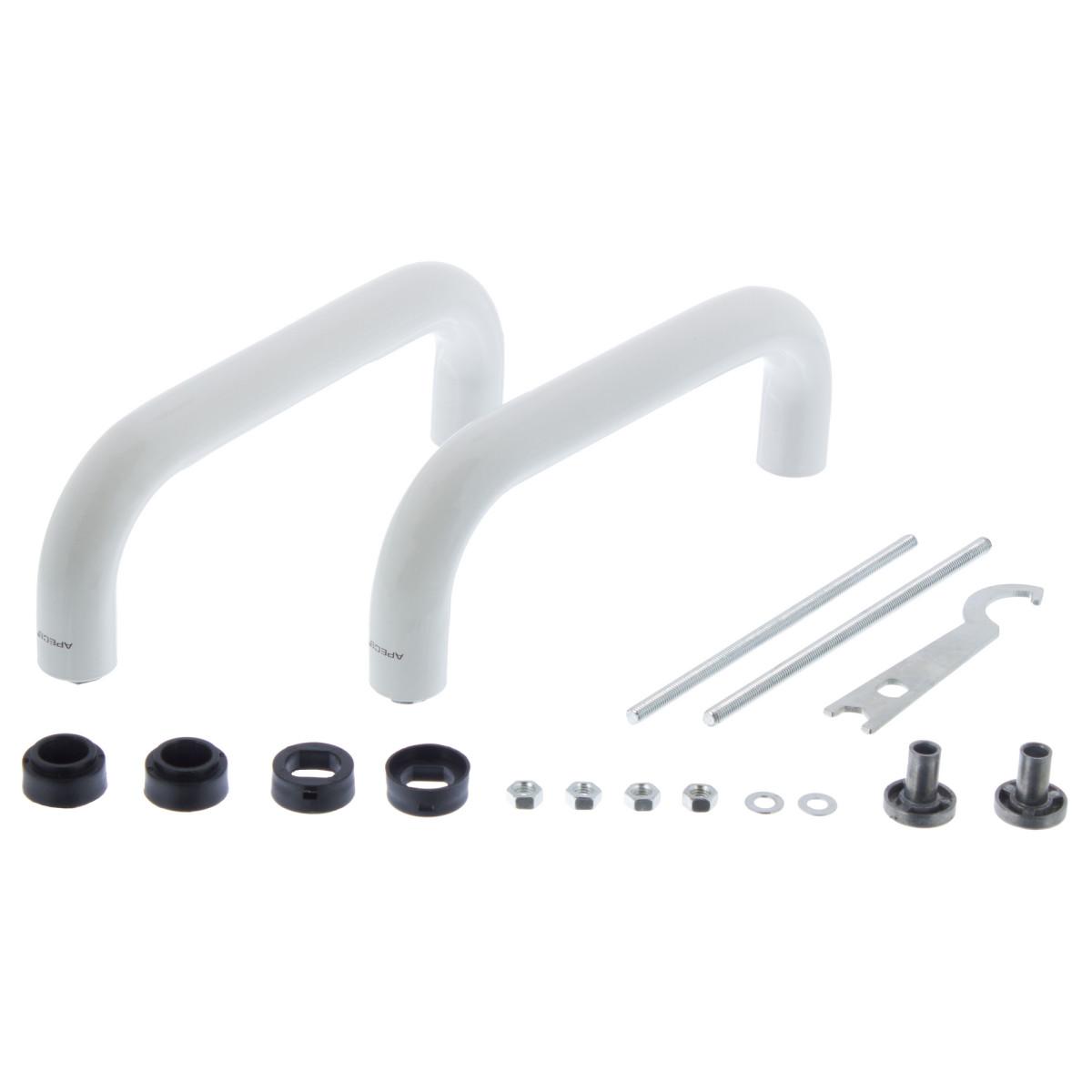 Ручка-Скоба Дверная Hc-0920-25/300-Inox Цвет Глянцевый Хром