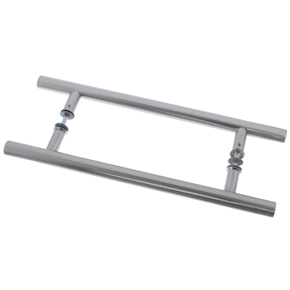 Ручка-Скоба Дверная Hc-1001-25/200 Цвет Белый