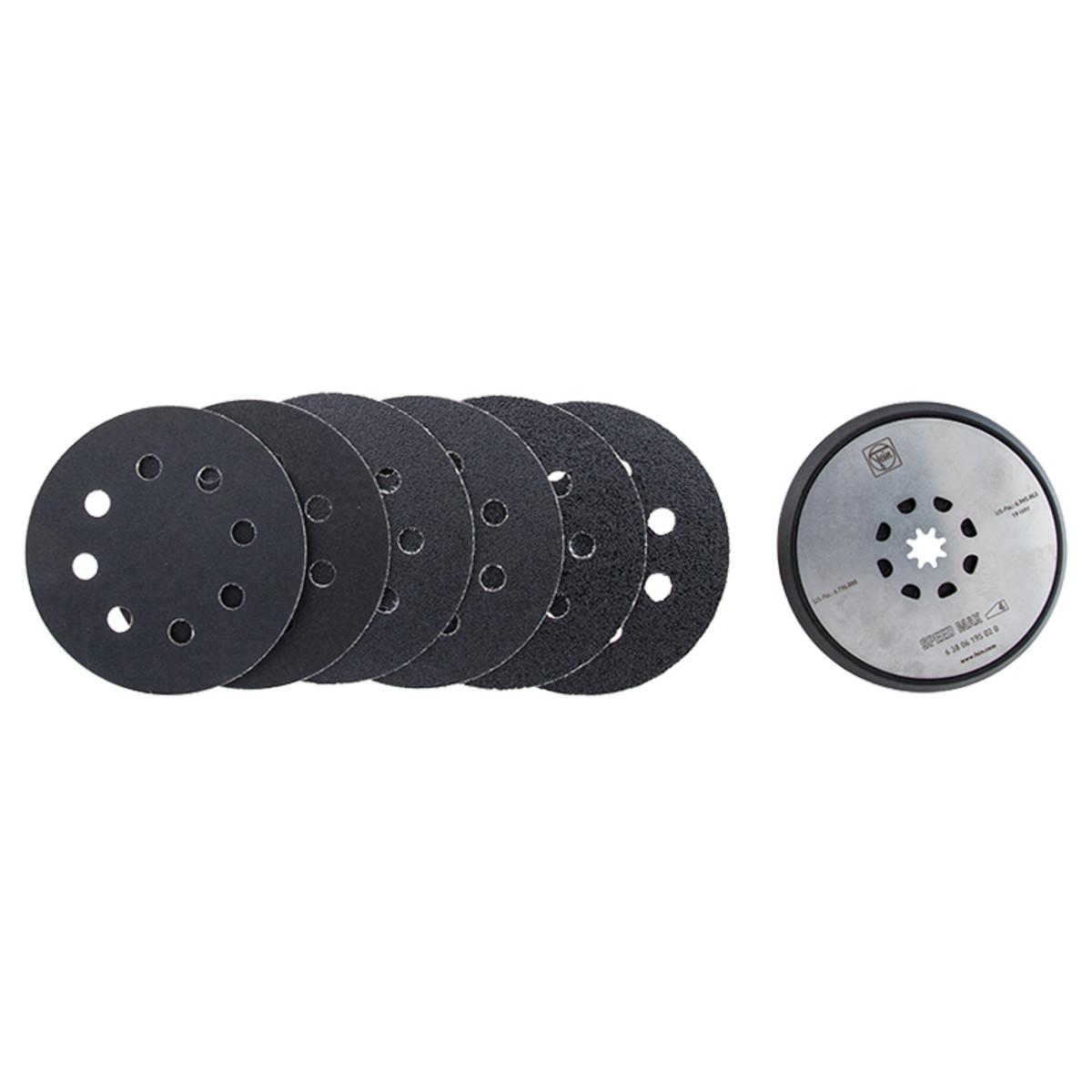 Набор шлифовальных кругов плоских 115 мм Fein