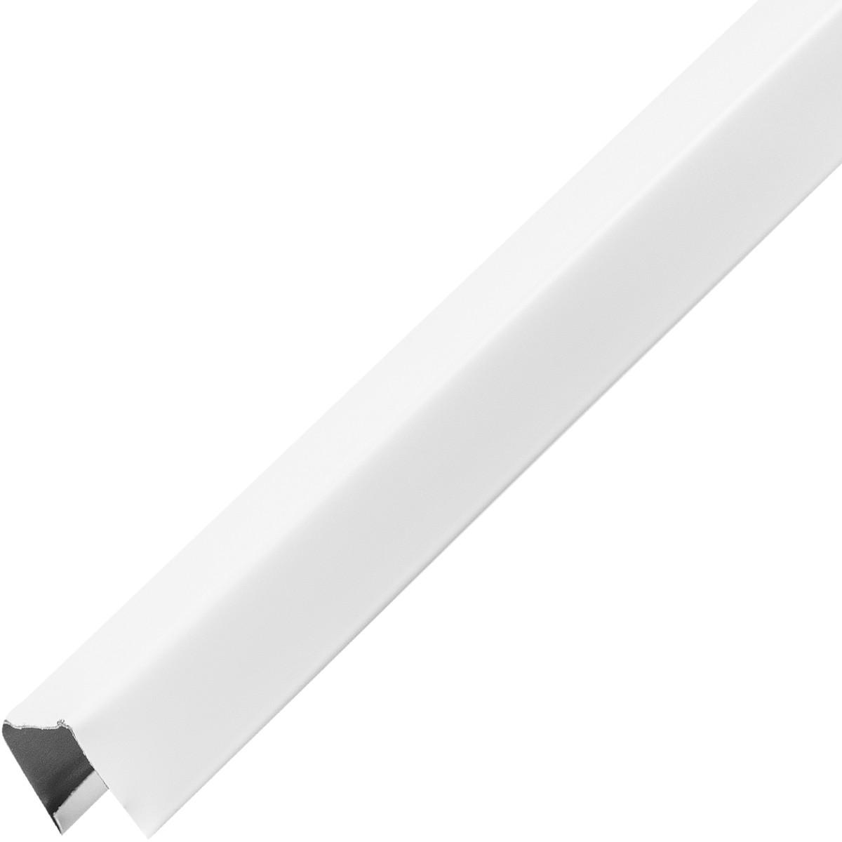 П-профиль Artens 3000 мм цвет белый матовый