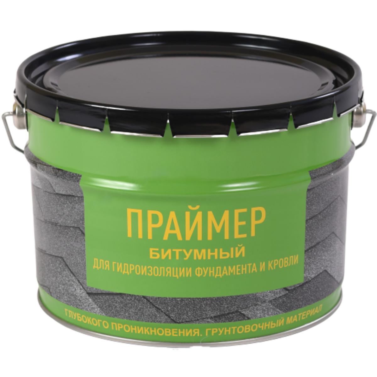 Праймер битумный 10 кг