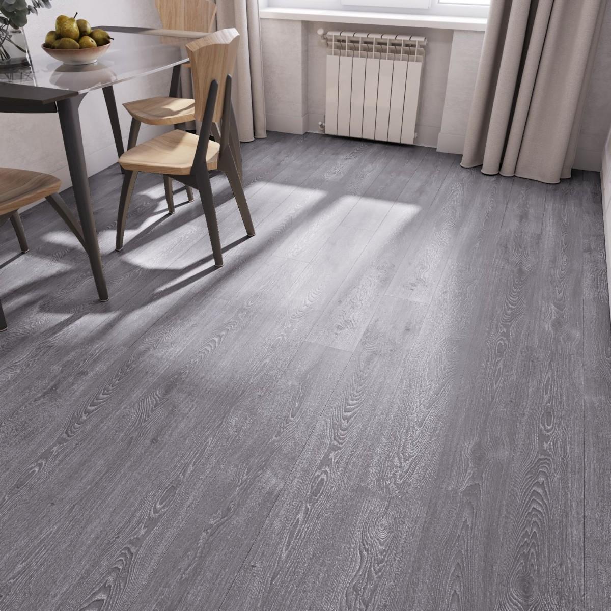 Ламинат Artens Дуб романский 33 класс толщина 8 мм 2.13 м²