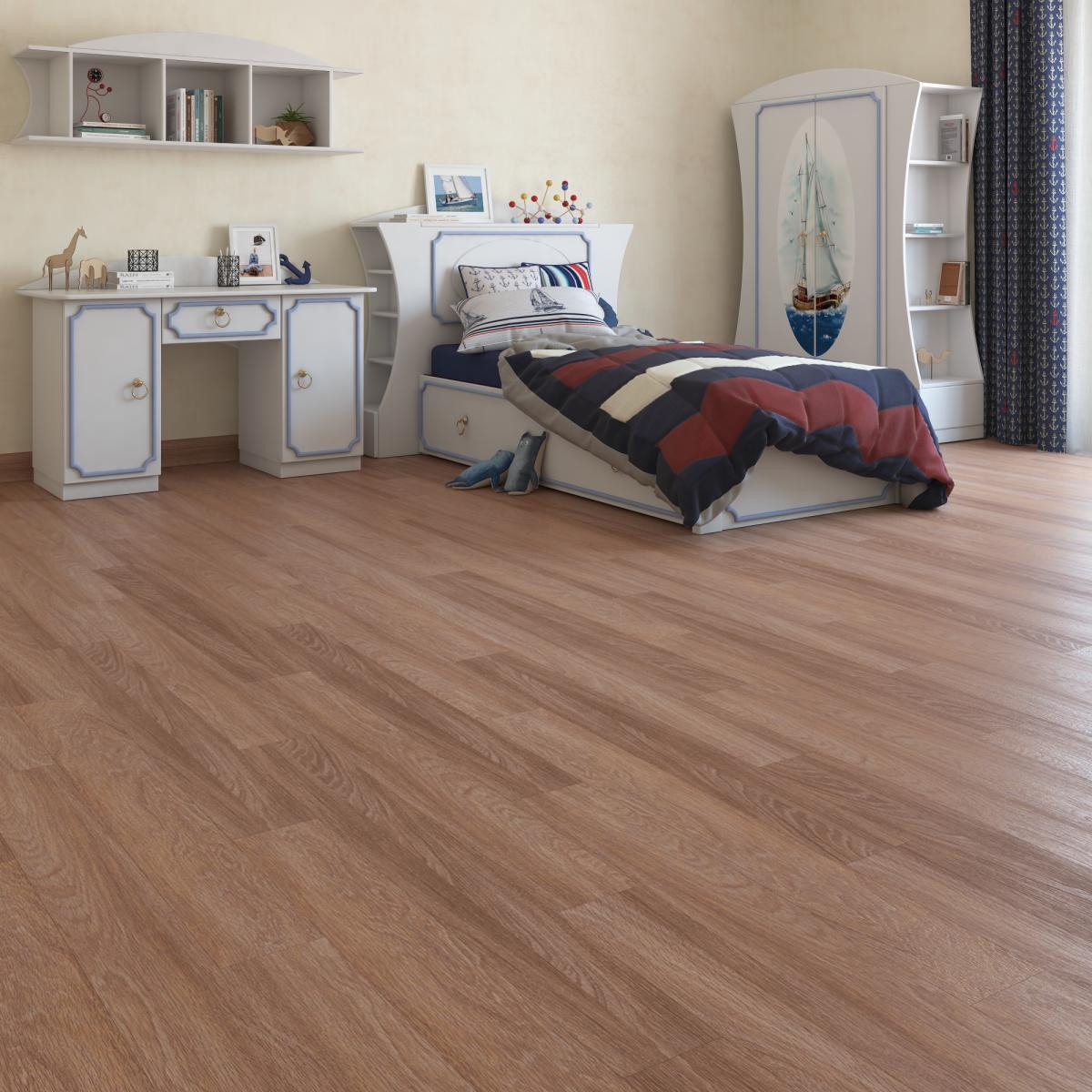 Ламинат Artens Дуб гроссо 32 класс толщина 8 мм 2.131 м²