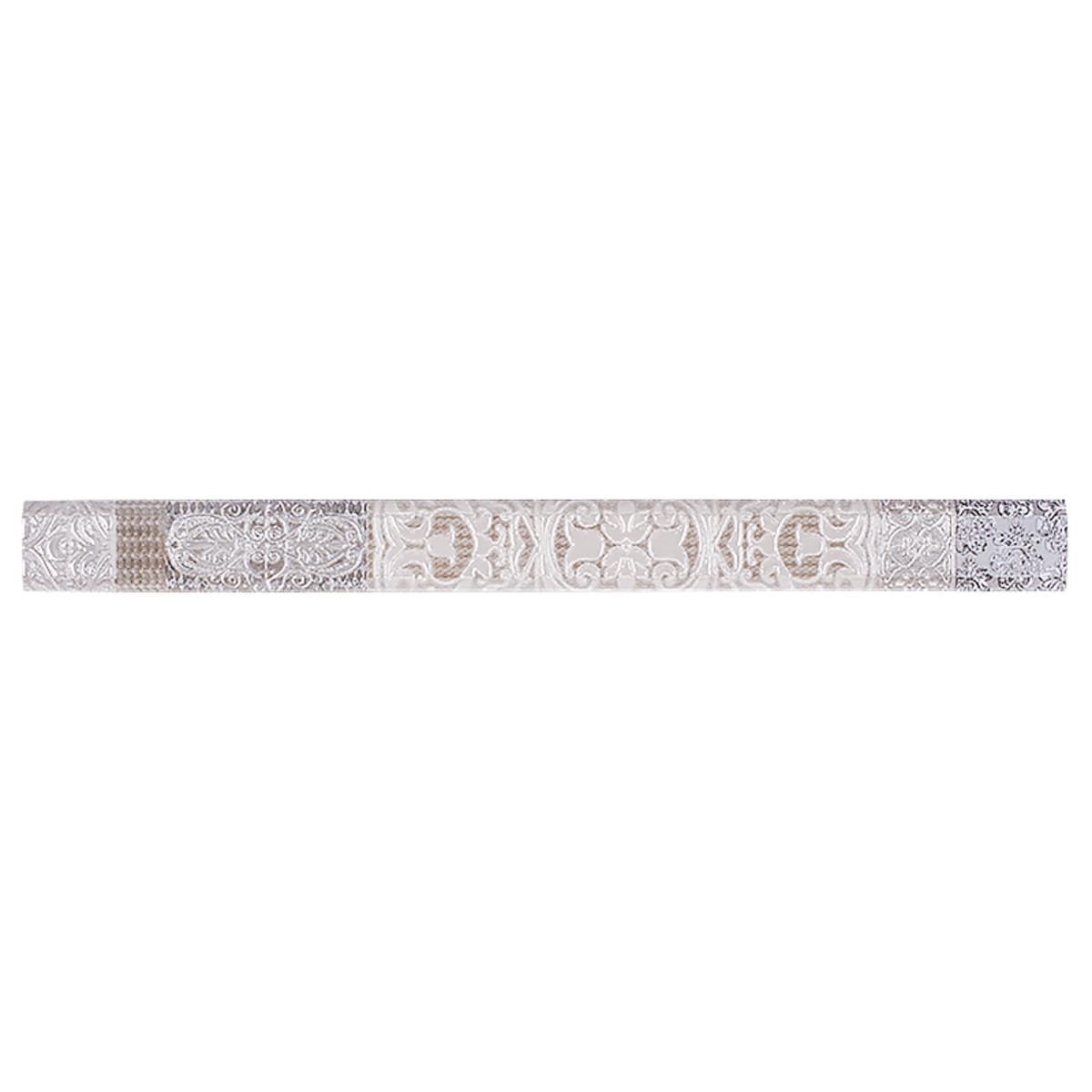 Бордюр 2 Cenefa Persia gris 4.5х50 см