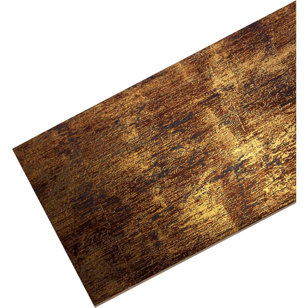 Бленда «Галант» пластик цвет золото/антик