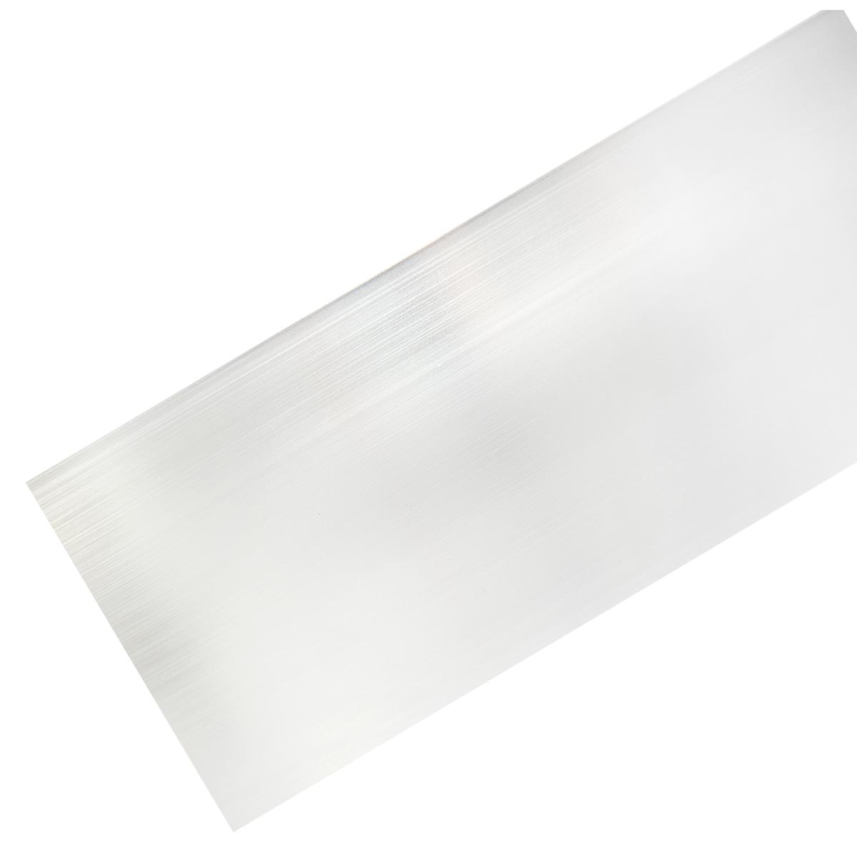 Бленда «Галант» пластик цвет хром