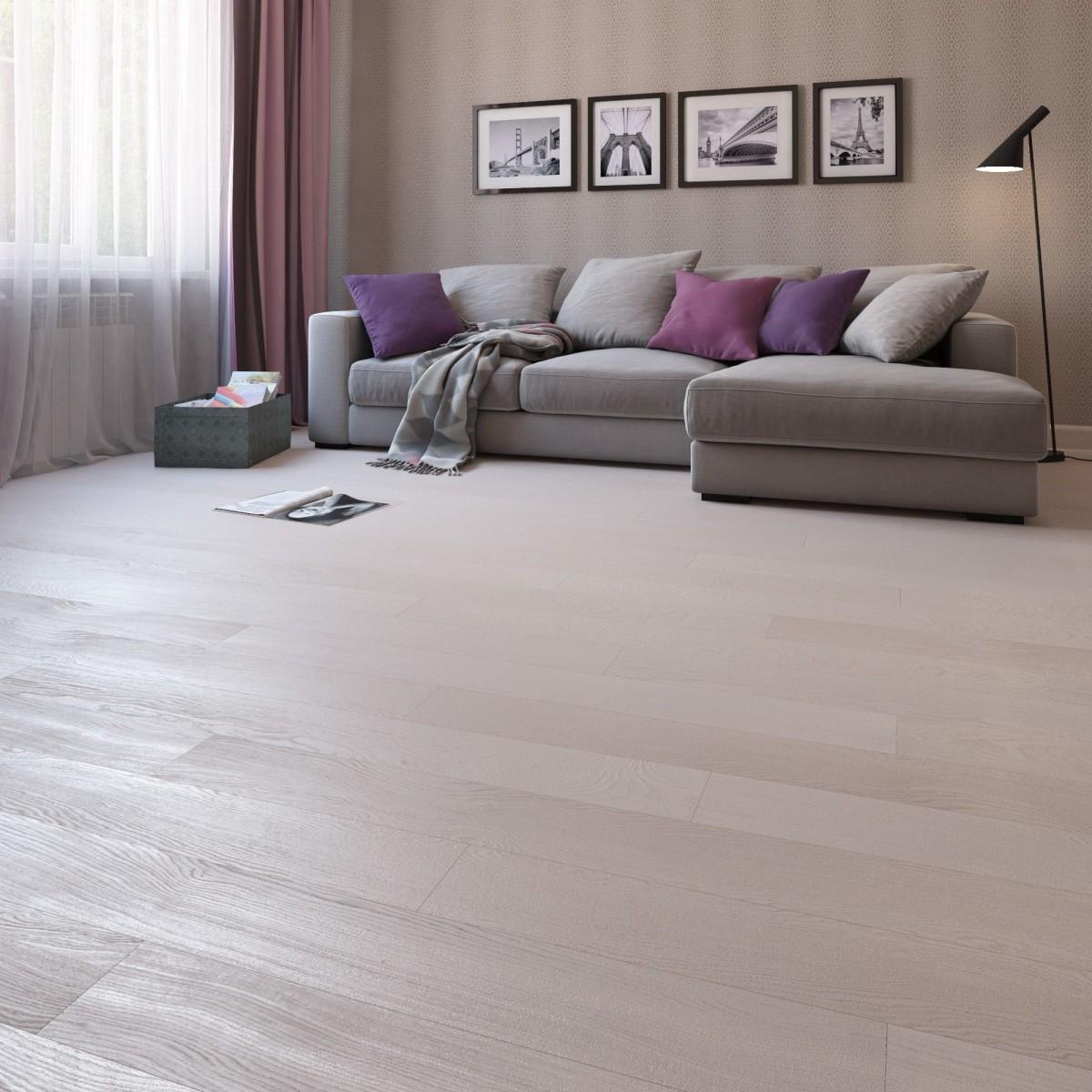 Ламинат Artens Хикори элегантный 33 класс толщина 8 мм 2.162 м²