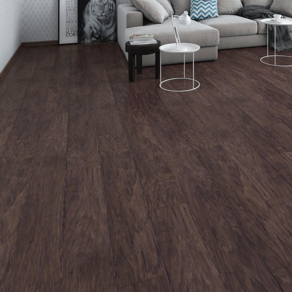 Ламинат Artens Хикори замшевый 33 класс толщина 8 мм 2.162 м²