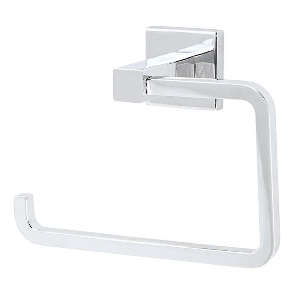 Держатель для туалетной бумаги Sensea «Quaddro» без крышки цвет хром