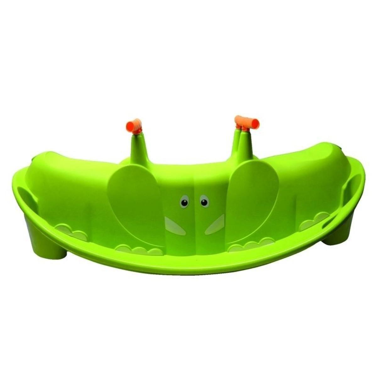 Качели пластиковые детские «Слоник»