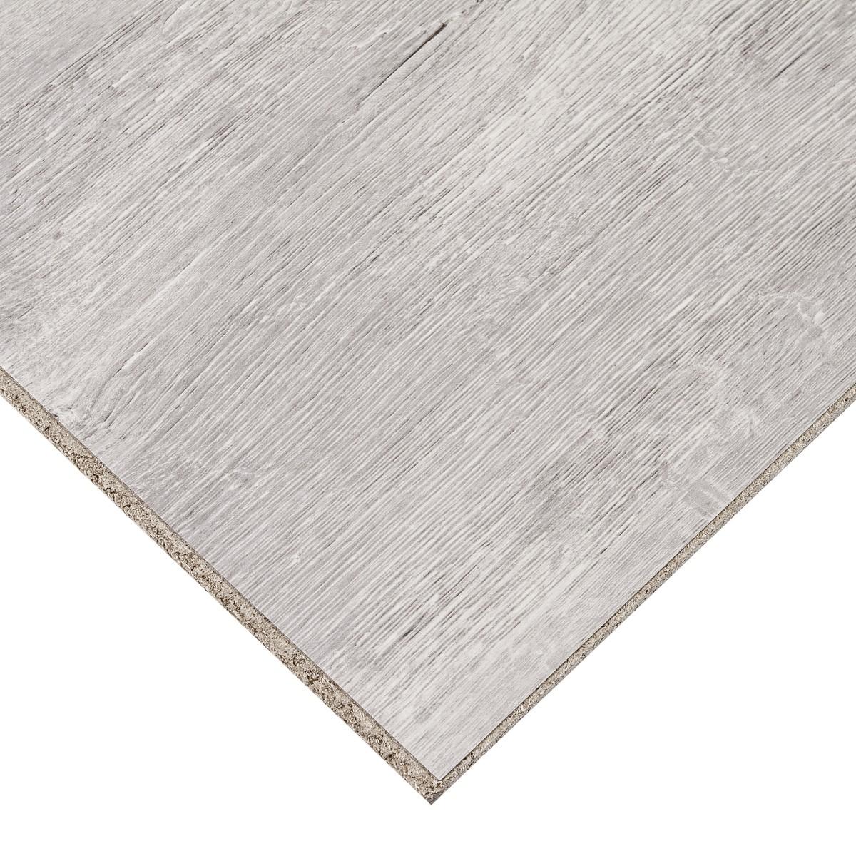 Стеновая панель №3310 305х0.6х65.5 см ЛДСП цвет серый