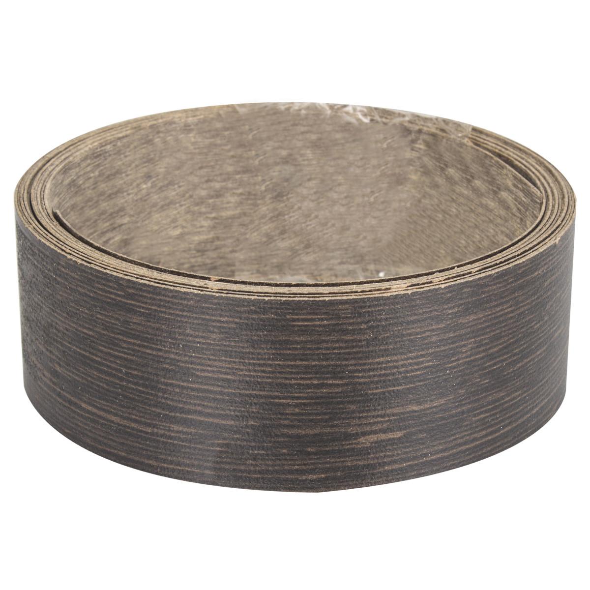 Кромка №1 без клея для плинтуса 300х3.2 см цвет венге