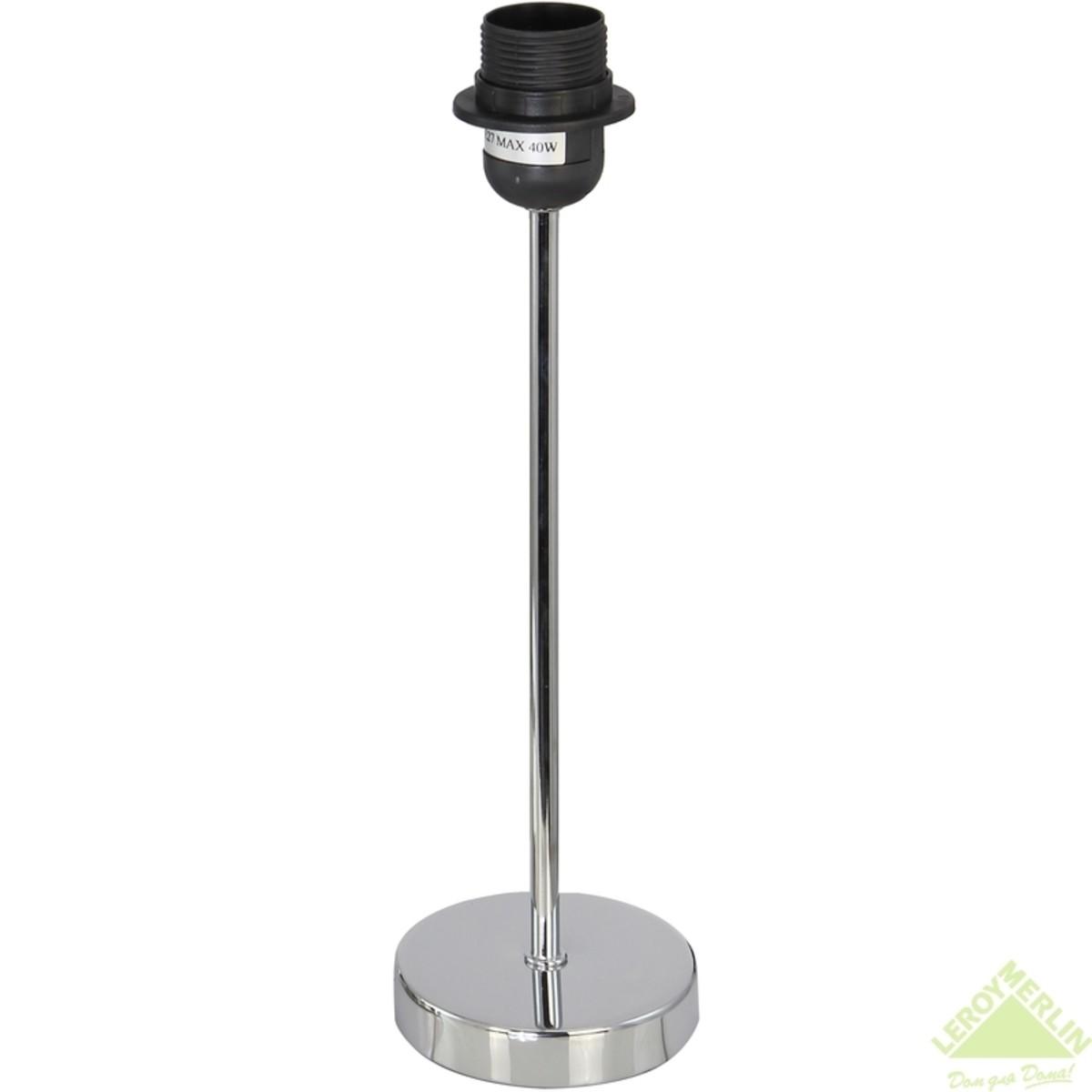 Основание Лампы Nickel 1xe27Х60Вт