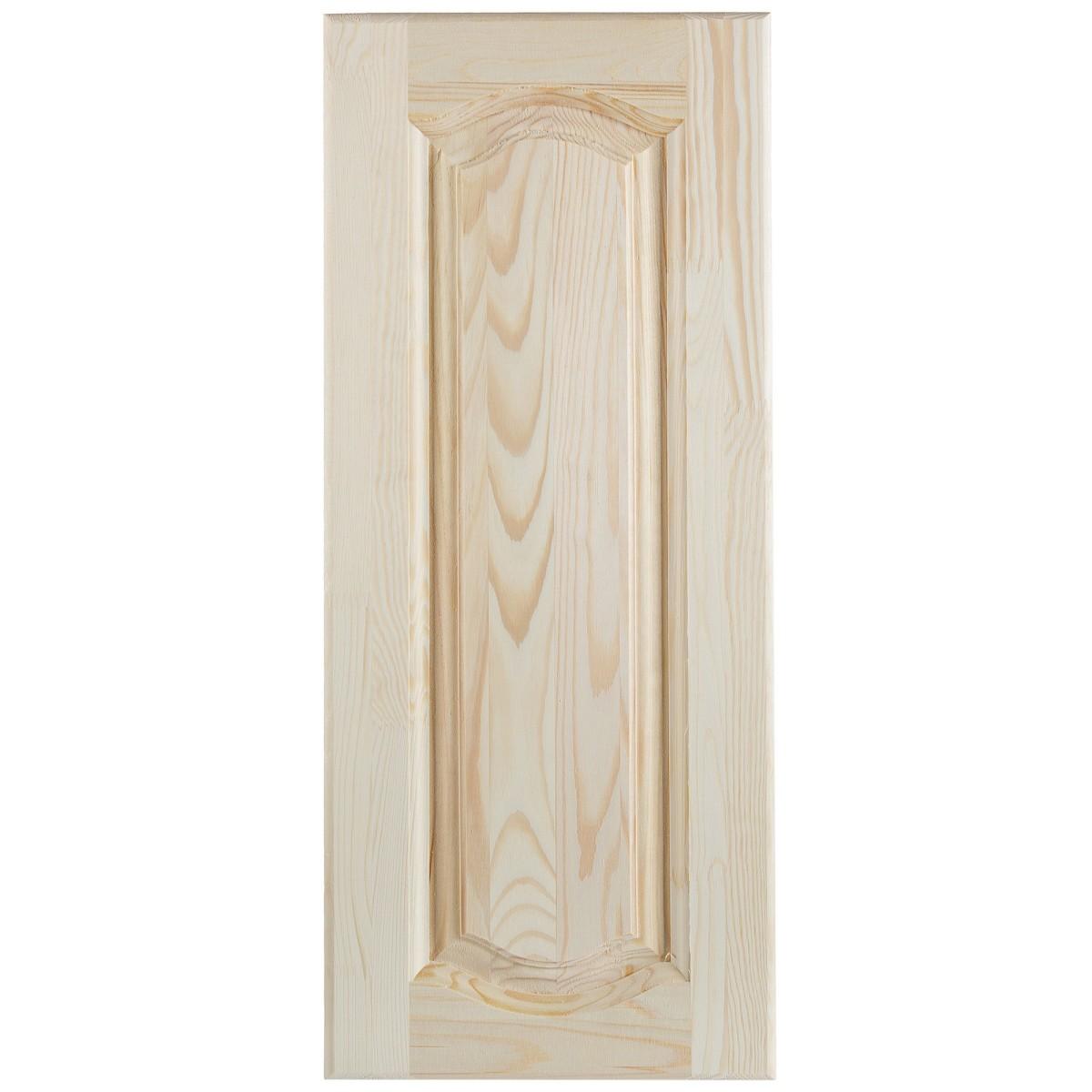 Фасад шкафа хвоя 716х296х18 мм глухой