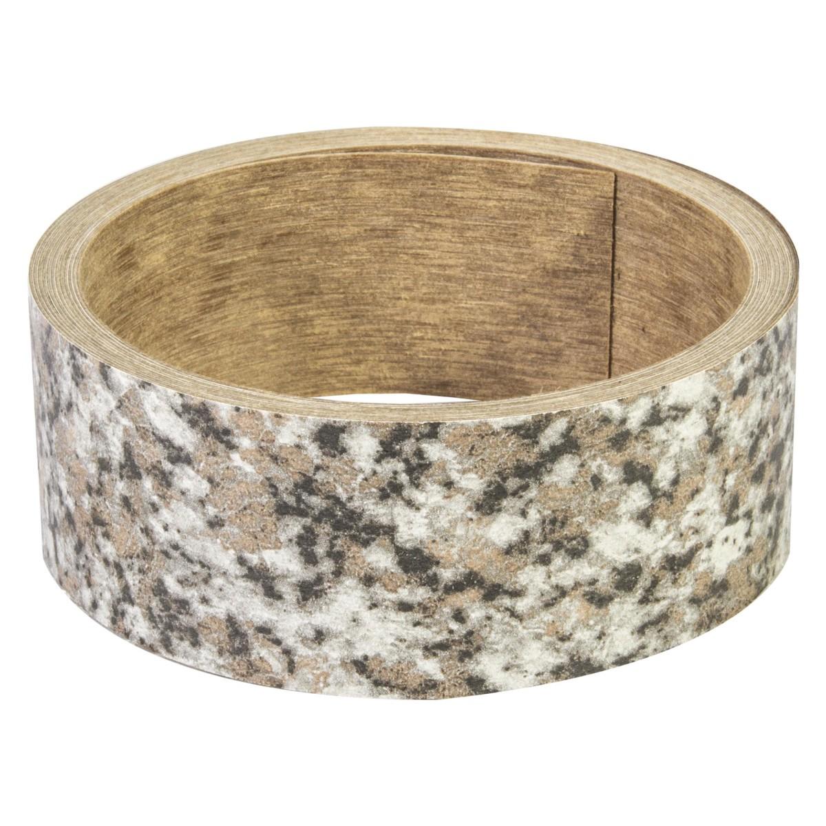 Кромка без клея для плинтуса 305х3.2 см цвет камень