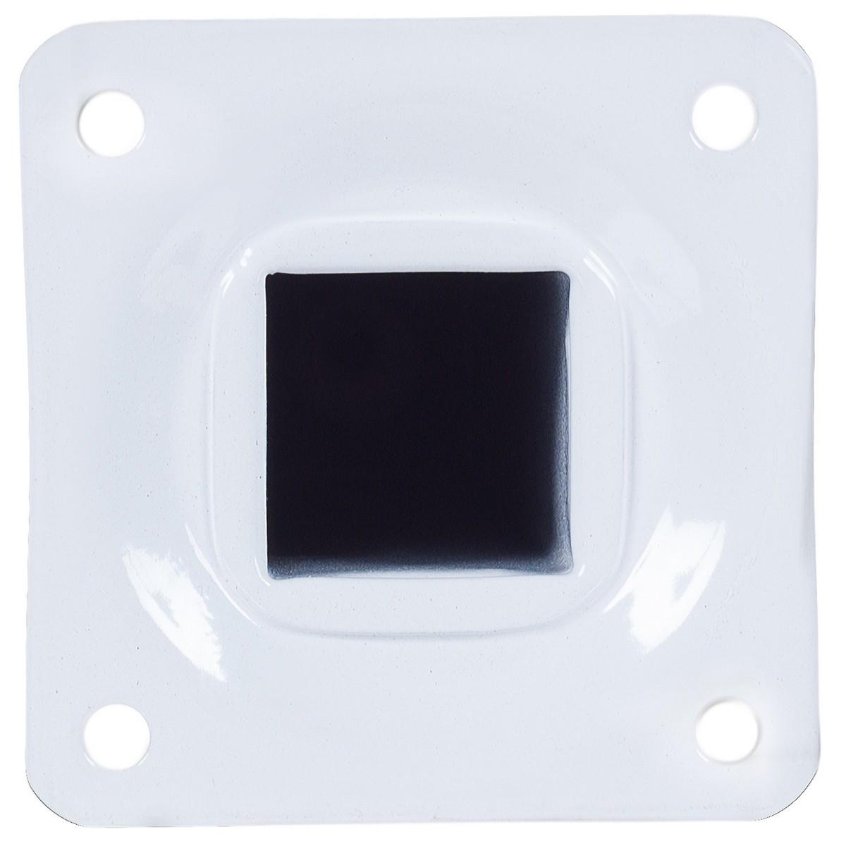 Опора Квадратная 25Х25Х150 Цвет Белый