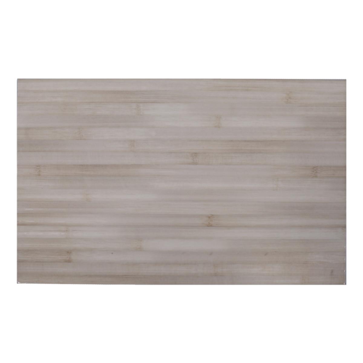 Плитка настенная Bamboo цвет бежевый 25х40 см 15 м2