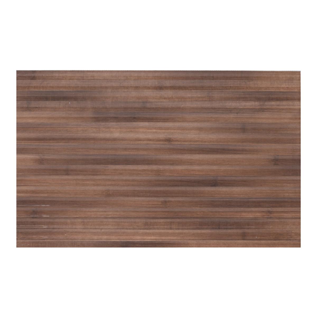 Плитка настенная Bamboo цвет коричневый 25х40 см 15 м2
