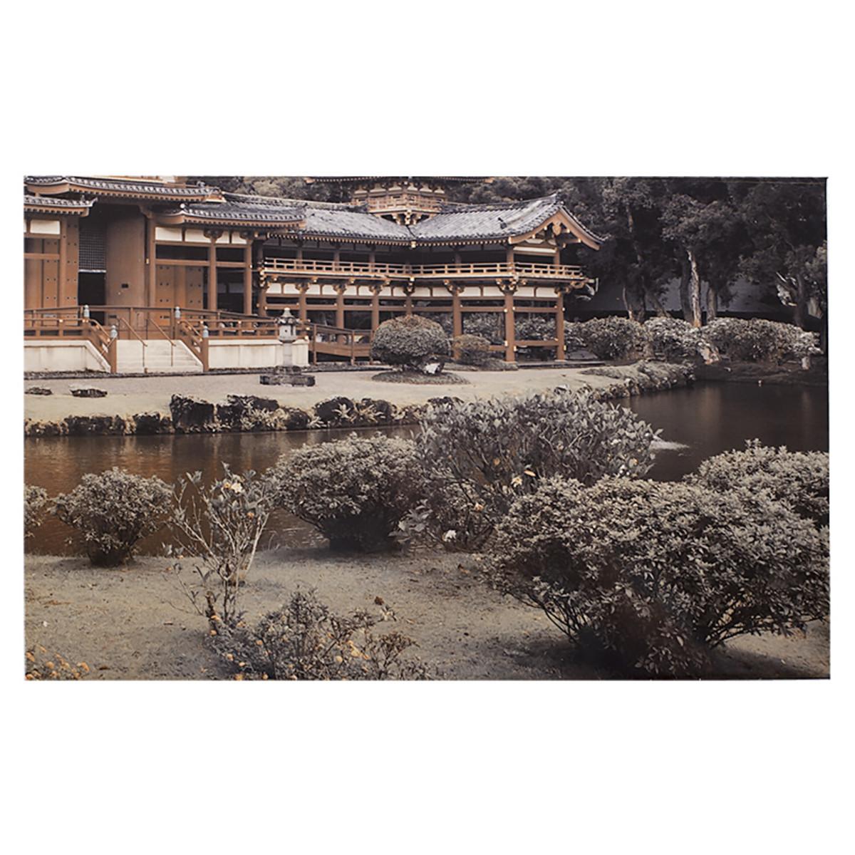 Декор Bamboo №4 цвет бежевый 25х40 см