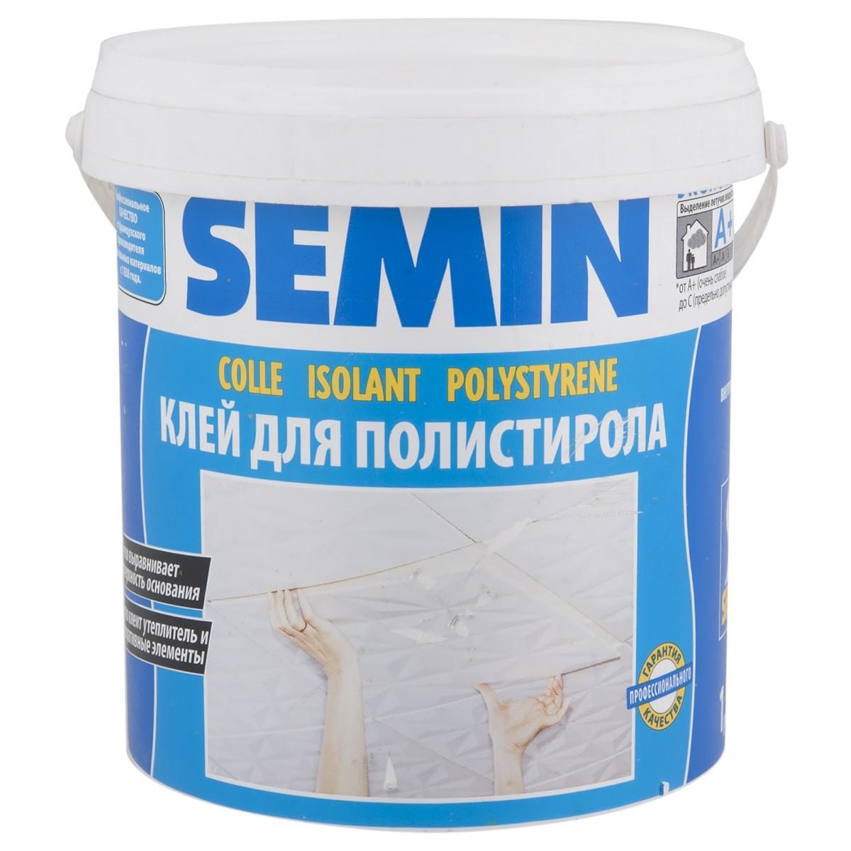 Клей для полистирола Isolants Facilis 1.5 кг