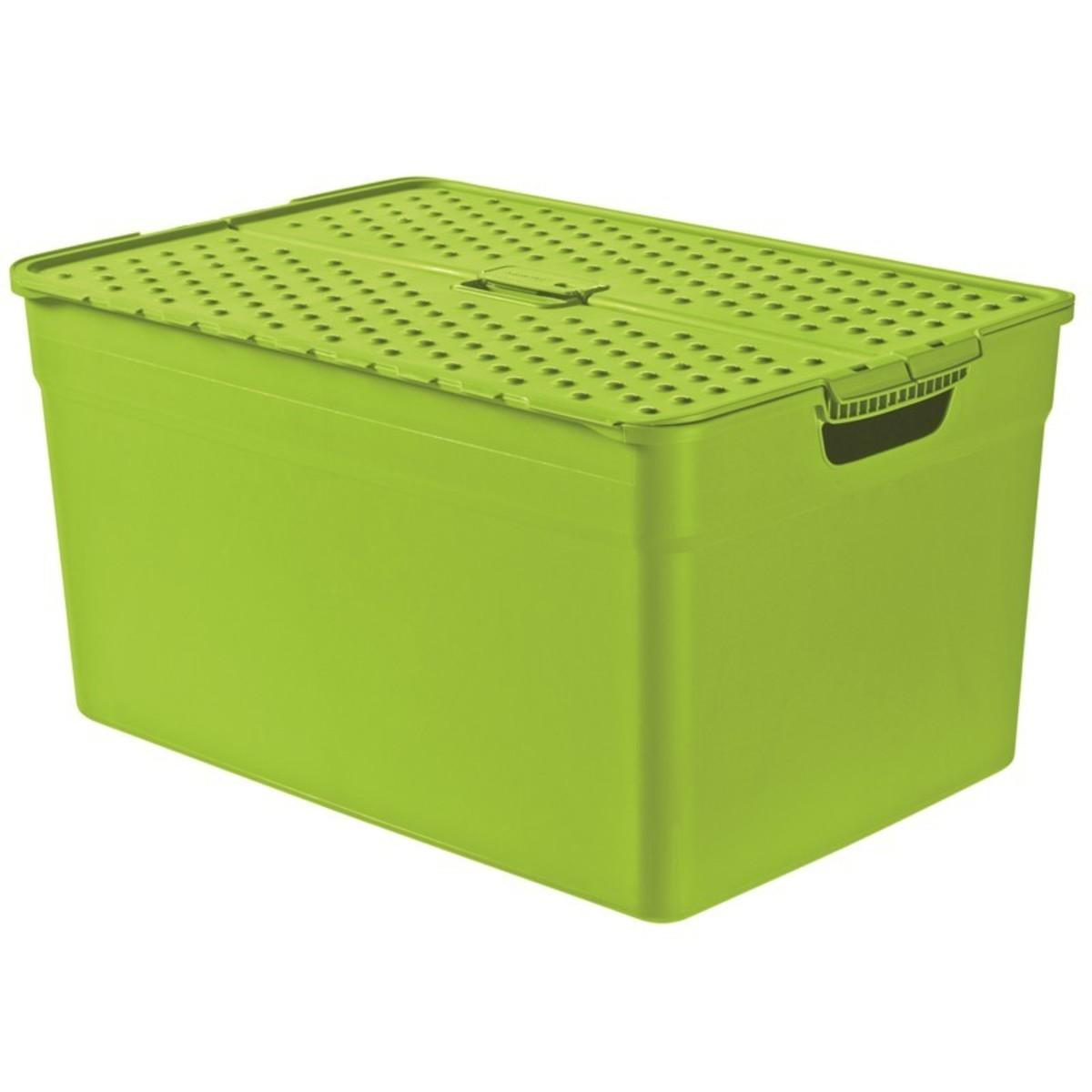 Контейнер Curver Pixxel зеленый 30 л