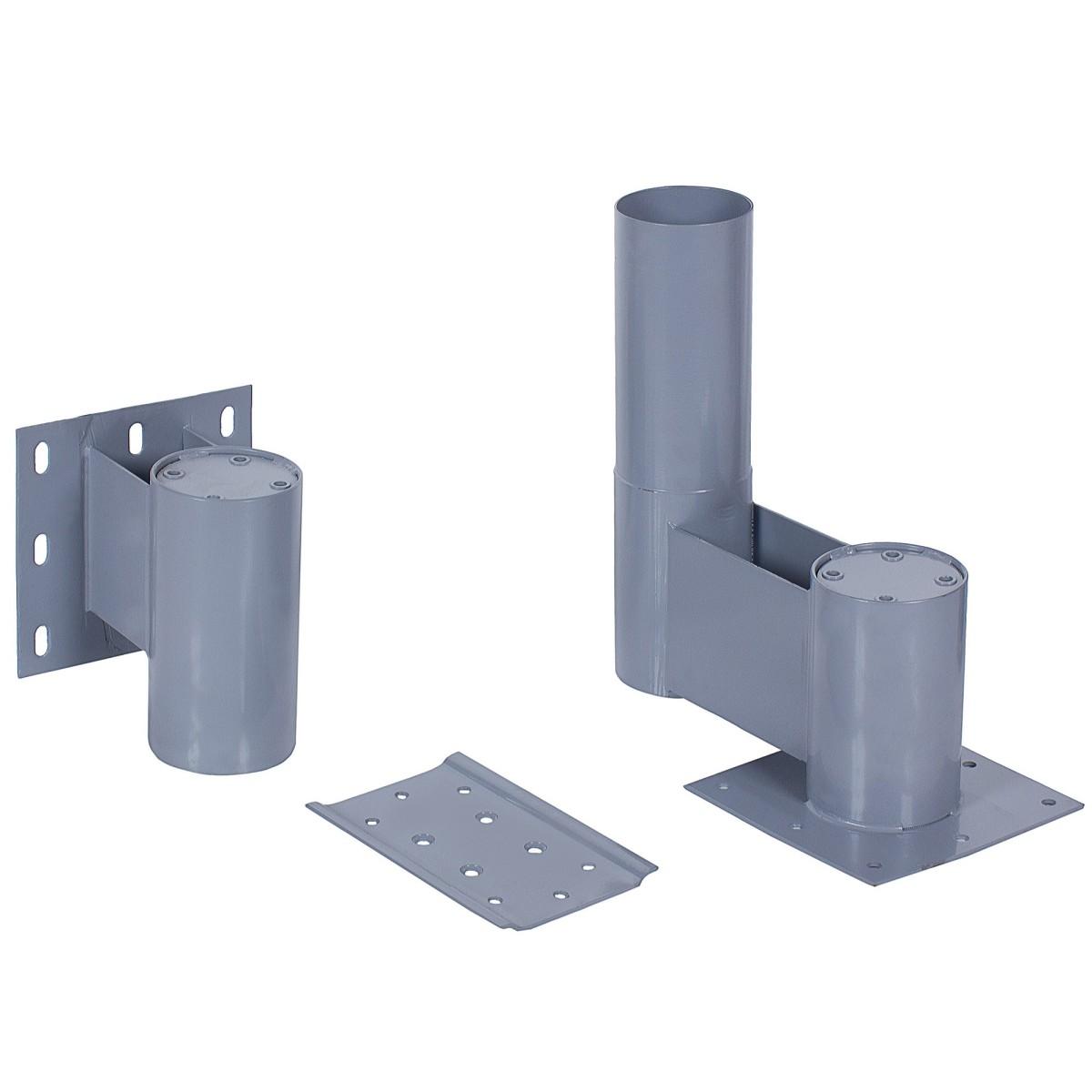 Верхний и нижний элементы ЛЭ-01-01 алюминий