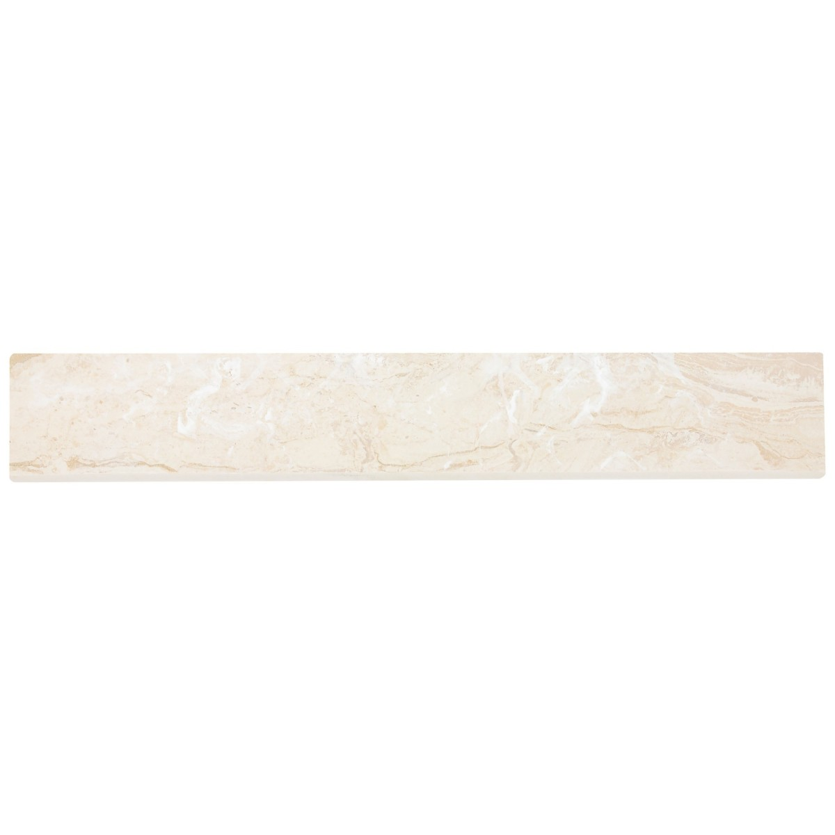 Плинтус Rod Privilege Avorio 7.2x45 см цвет бежевый