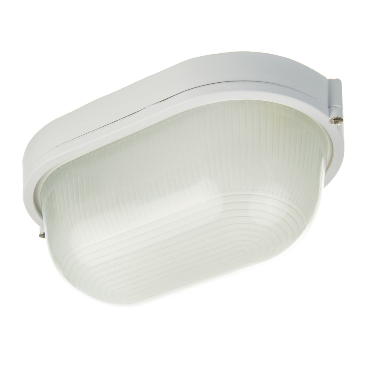 Светильник настенно-потолочный без решетки 1xE27x100 Вт IP54