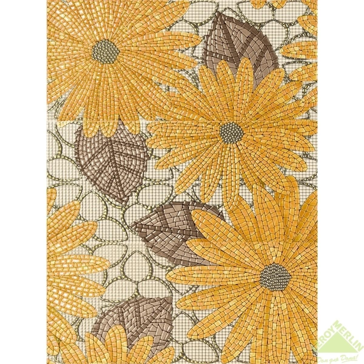 Декоративное панно Spring Marfil 60x45 см