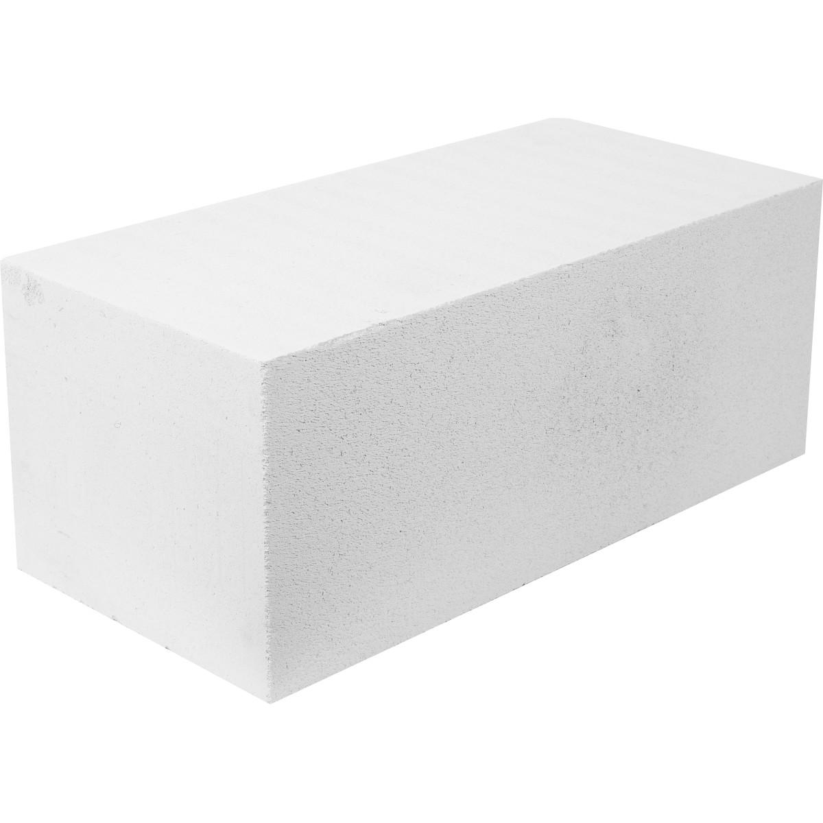 Блок газобетонный D500 600x300x250 мм