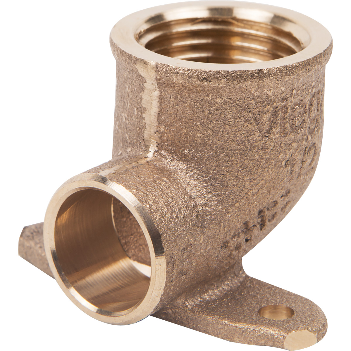 Водорозетка Viega 15х1/2 внутренняя резьба медь