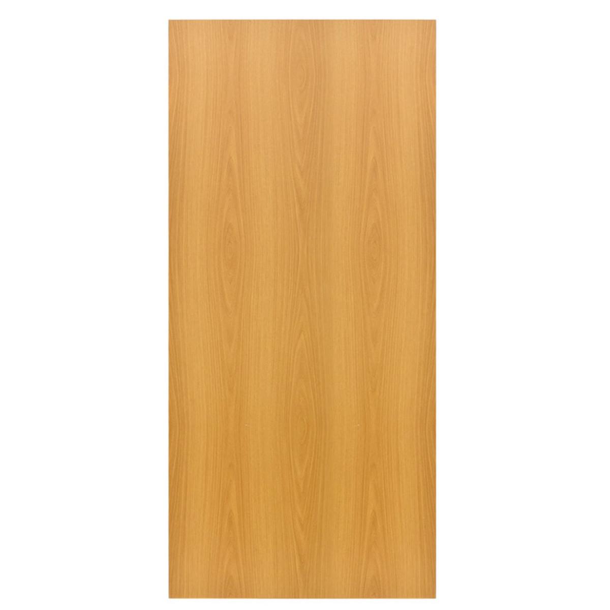 Дверь Межкомнатная Глухая 90x200 Ламинация Цвет Миланский Орех