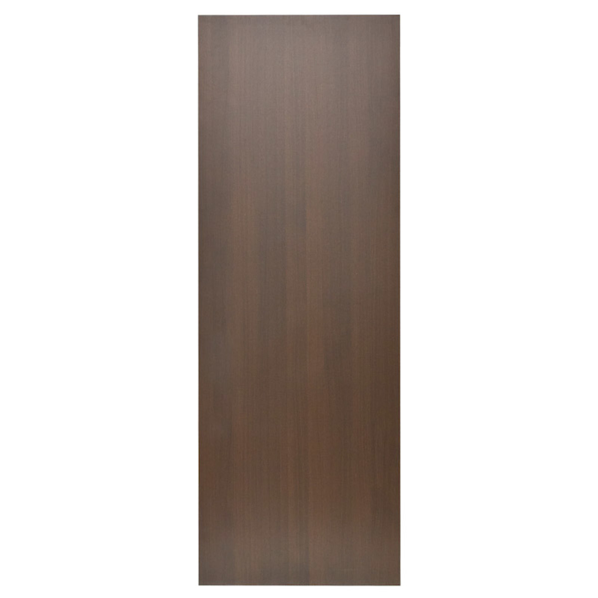 Дверь Межкомнатная Глухая 70x200 Ламинация Цвет Венге