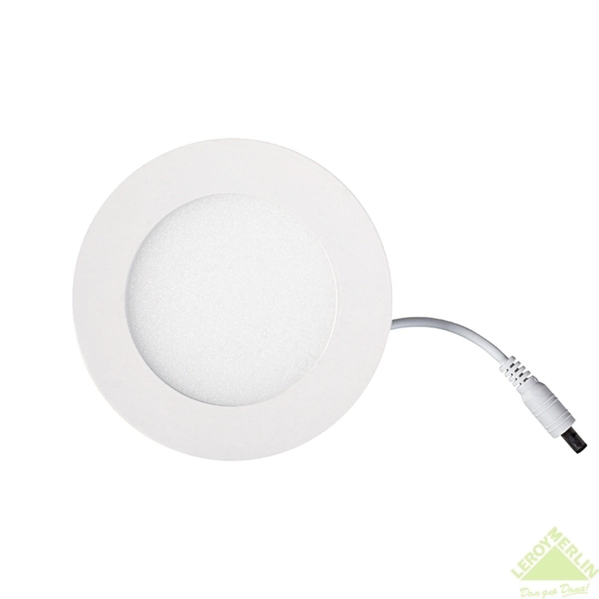 Светильник встраиваемый СТАРТ 6Вт 400Лм 10 см 4200К белый