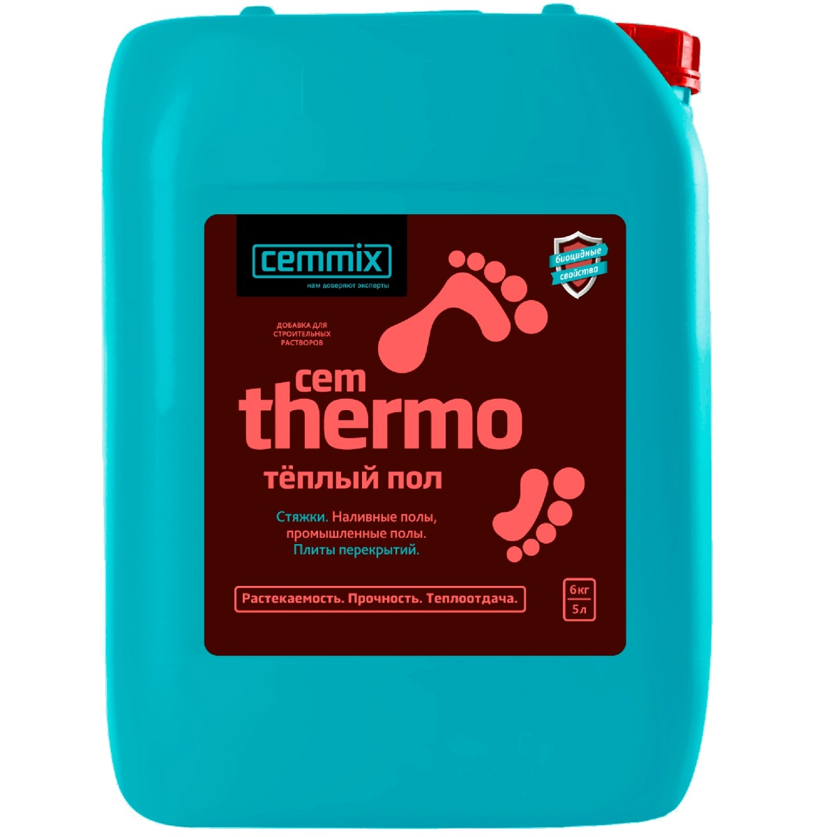 Добавка для теплых полов Cemmix CemThermo