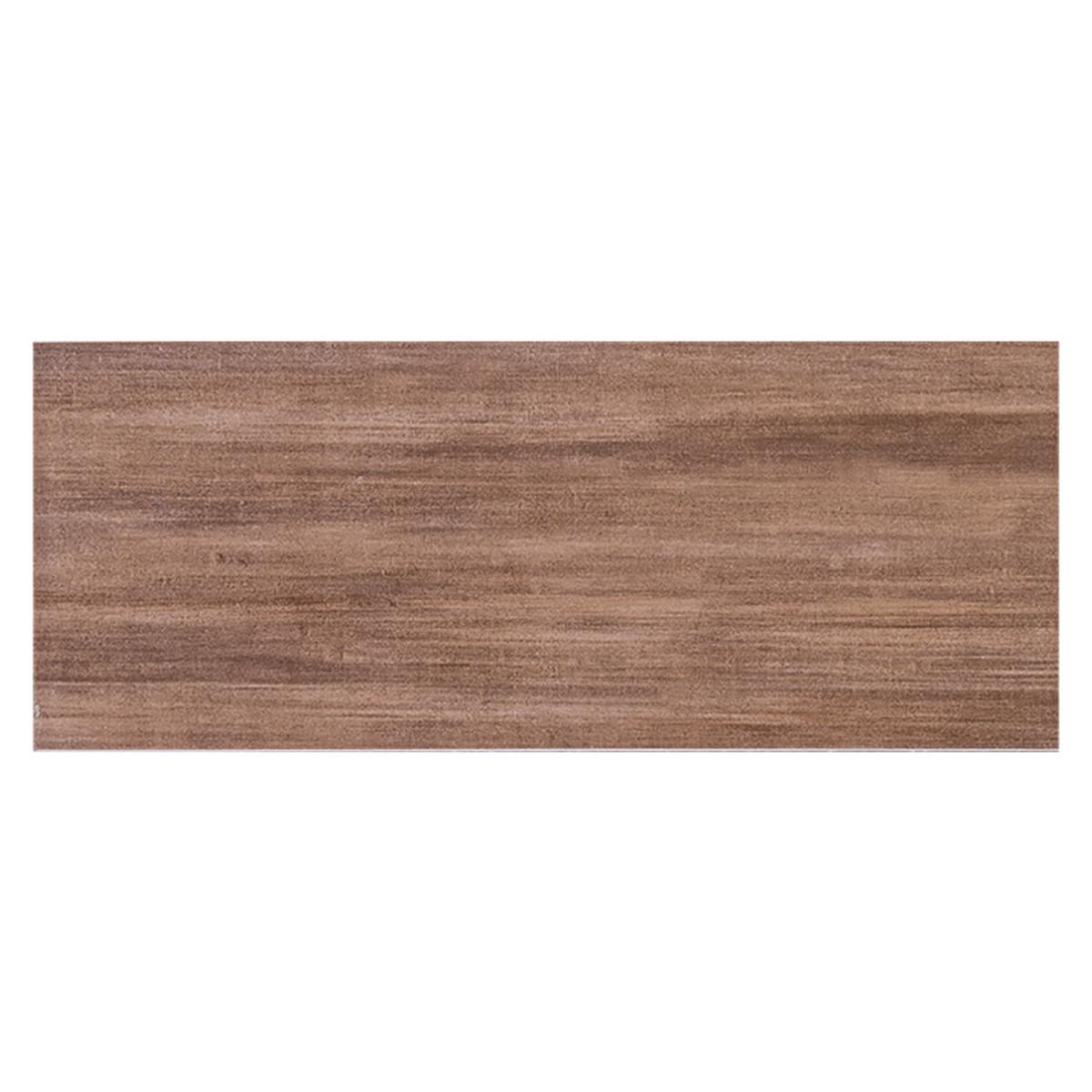 Плитка настенная TISA цвет коричневый 20х50 см 17 м2