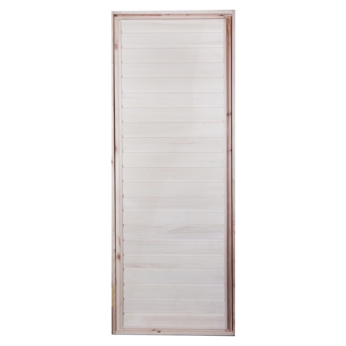 Дверь межкомнатная 50x700х1900 мм осина