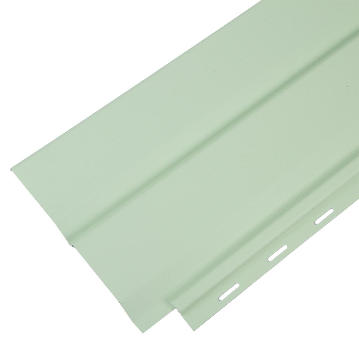 Сайдинг Мята 3.66 м цвет зеленый