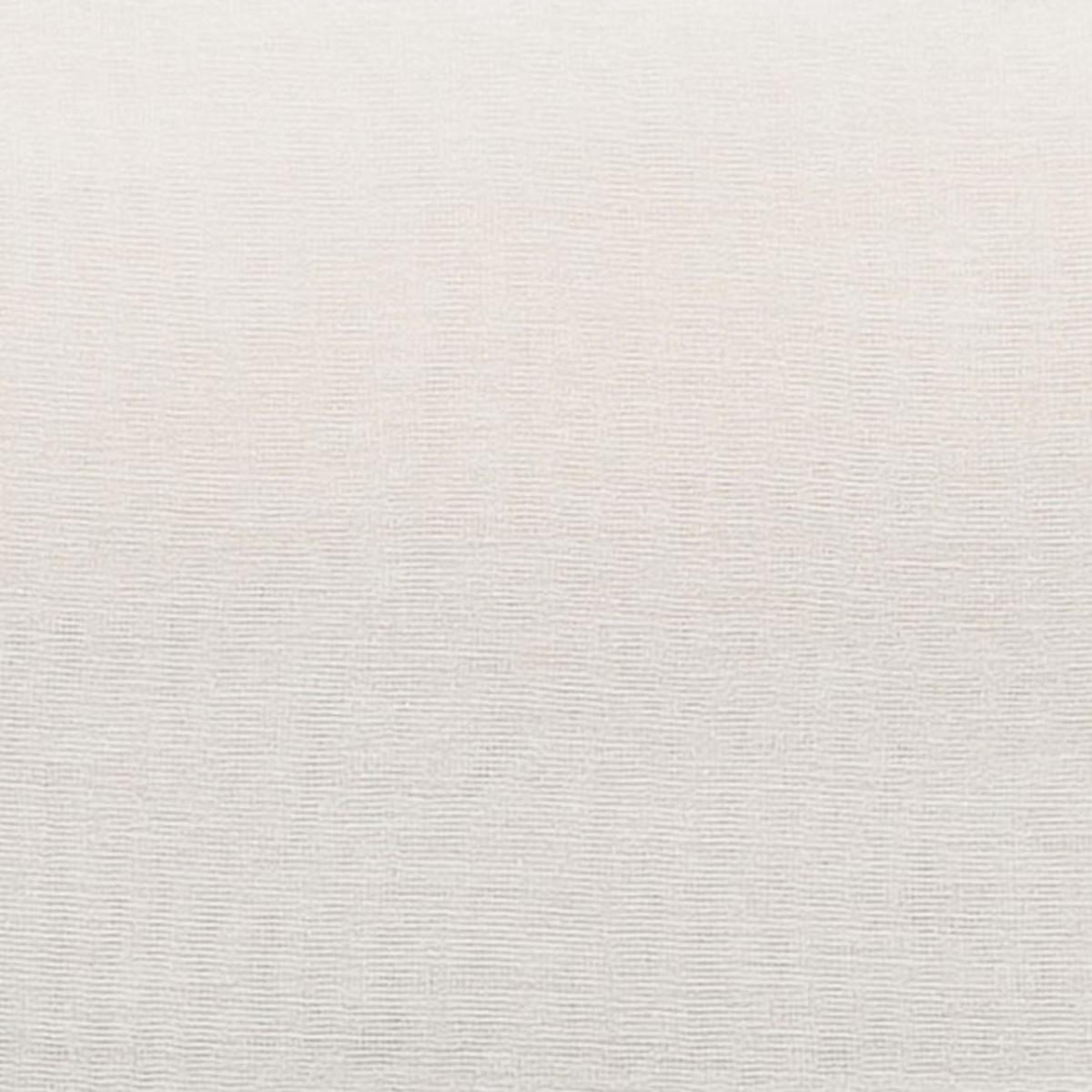 Тюль 1 п/м 300 см органза однотон цвет молочный