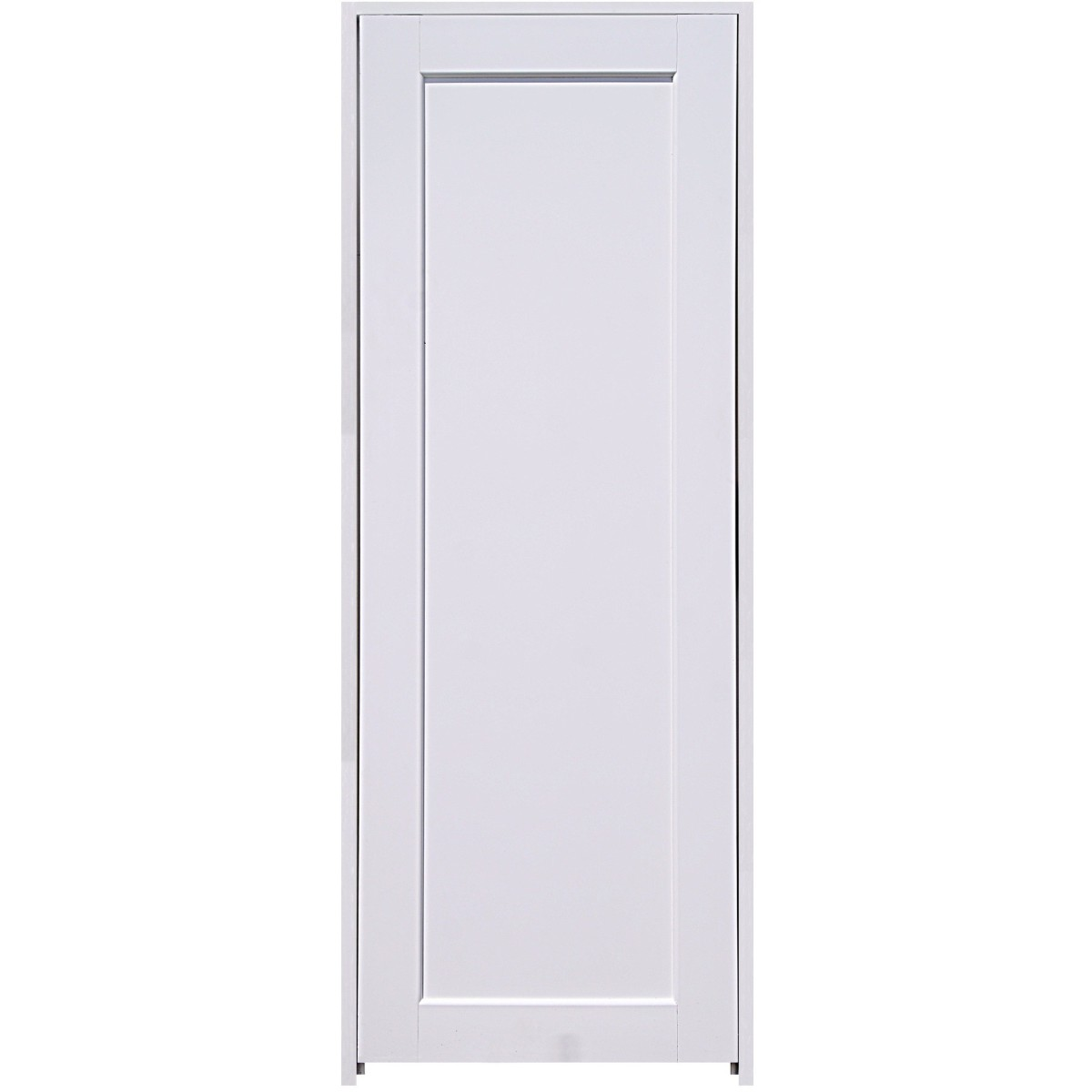 Блок дверной Аквапласт 90x200 см ПВХ с фурнитурой
