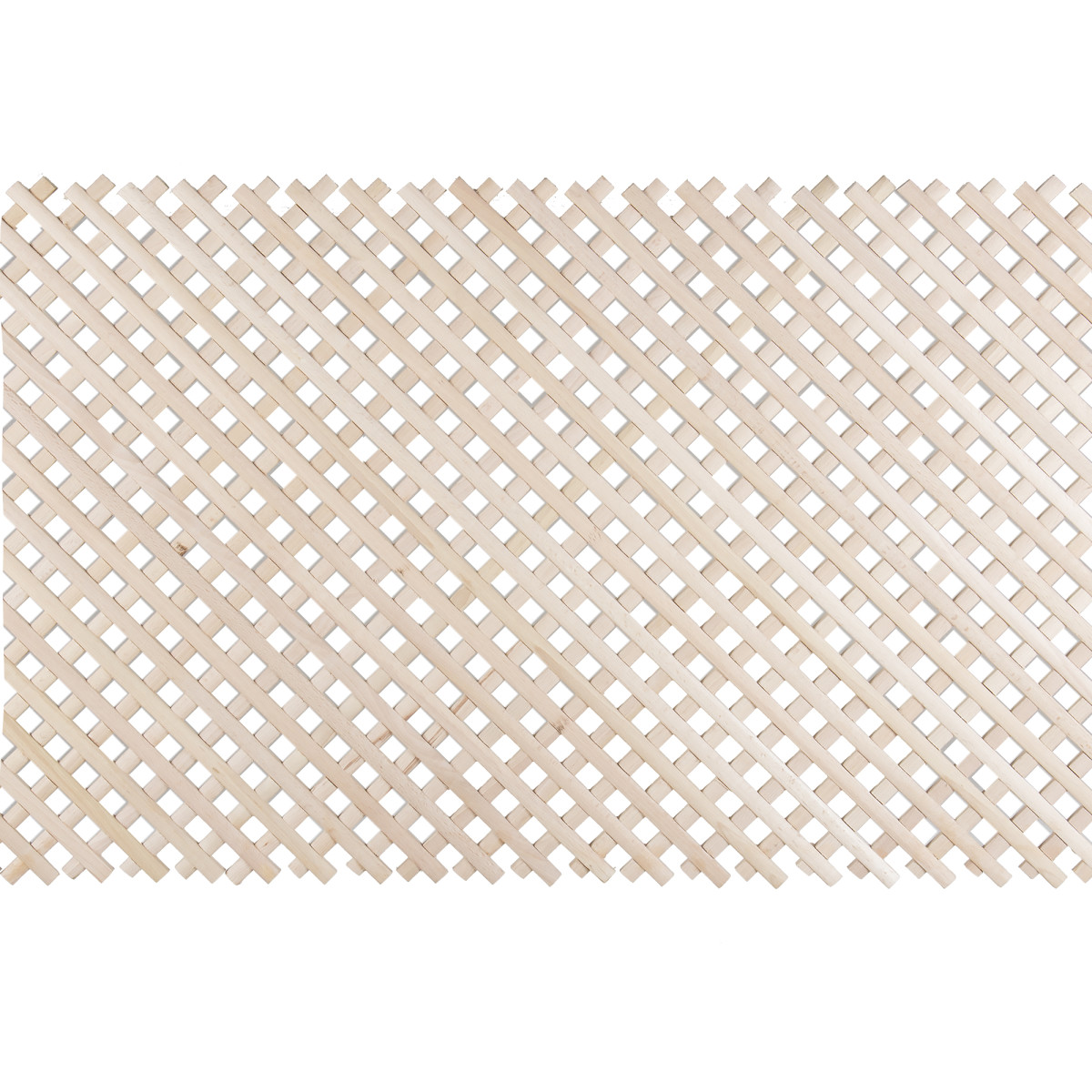 Решетка декоративная 50x200 см цвет бук