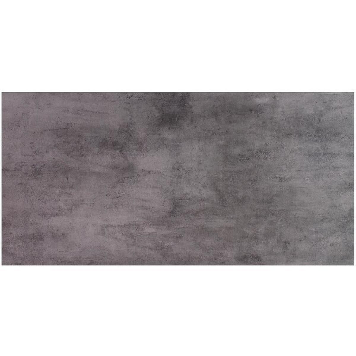 Плитка настенная Golden Tile Kendal 30х60 см 1.44 м2 цвет графитовый толщина 9 мм