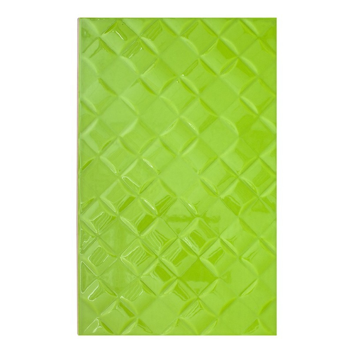 Плитка настенная Golden Tile Relax 25х40 см 1.5 м2 цвет зеленый