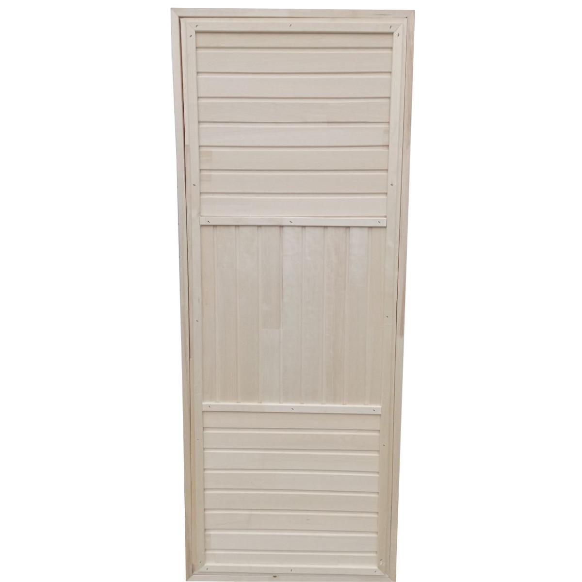 Дверь межкомнатная 40х750х1950 мм осина