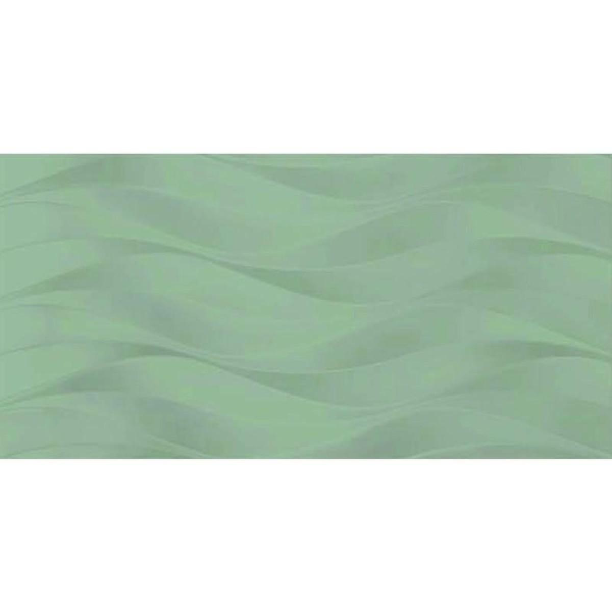 Плитка настенная Онде Олива 20.1х40.5 см 1.14 м2 цвет зеленый