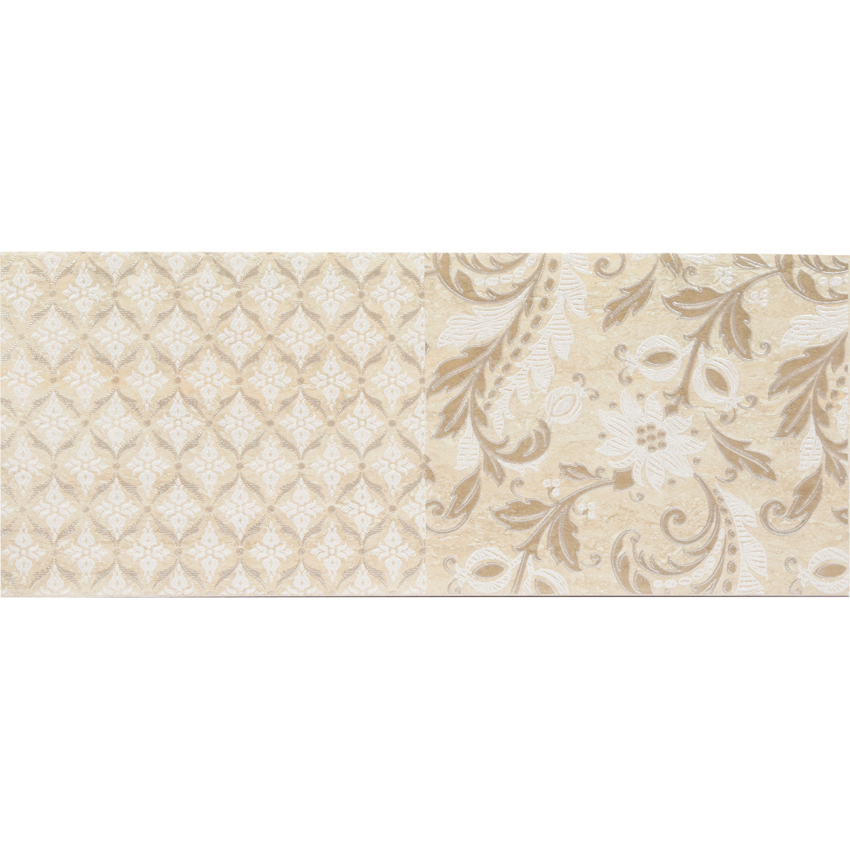 Декор «Marmi Classic 1» 20.1х50.5 см цвет бежевый